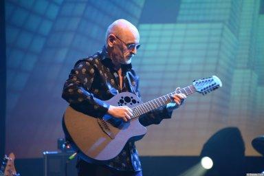 Гриша Заречный на концерте в СПб