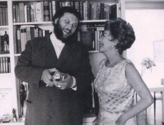 Ivan Rebroff с Джоан Кроуфорд
