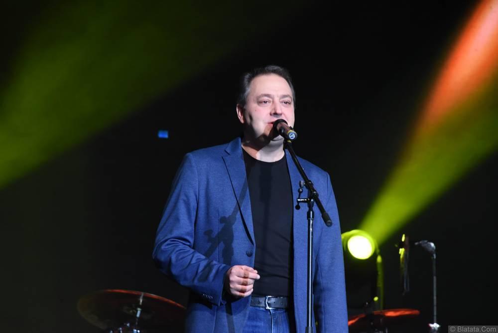 Алексей Иванов на втором фестивале шансона имени А. Фрумина