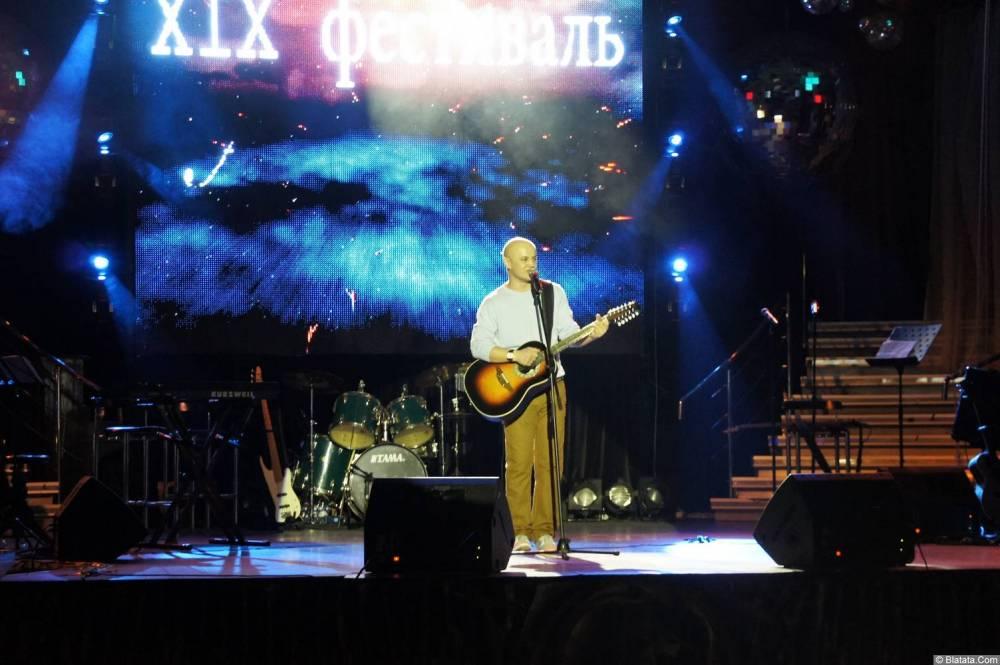 Анатолий Топыркин фото с XIX фестиваля памяти Аркадия Северного 10
