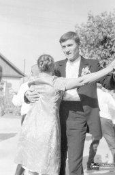 Свадьба в СССР. Как праздновали свадьбу в советской деревне. Танец с мамой