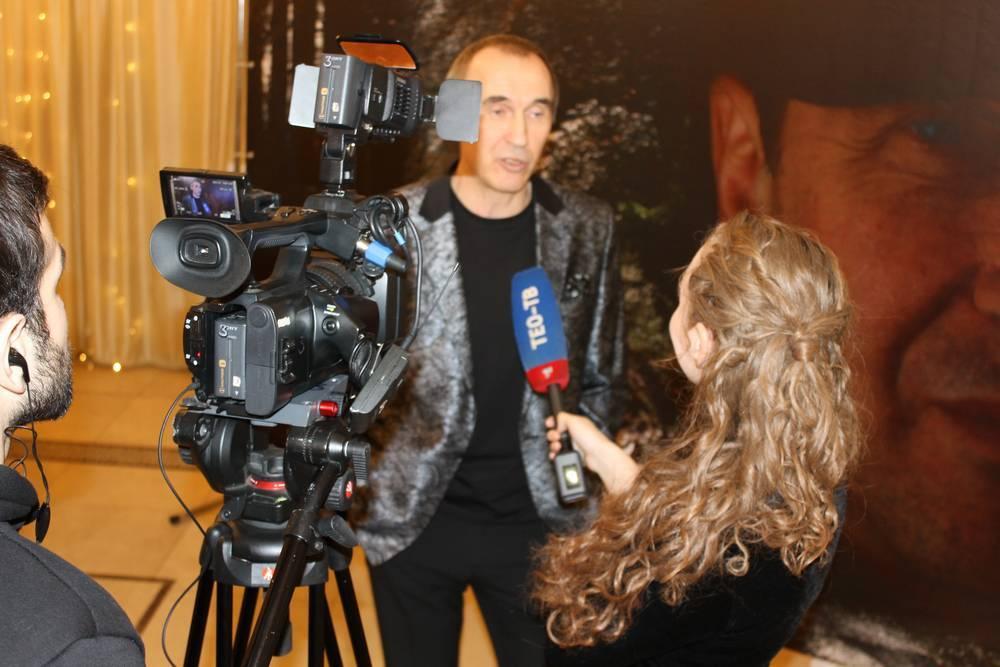 Ильдар Южный отвечает на вопросы Тео-ТВ