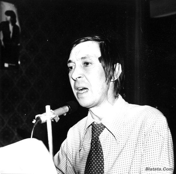 """Аркадий Северный на записи альбома с ансамблем """"Трезвость"""" в 1980 году 1"""