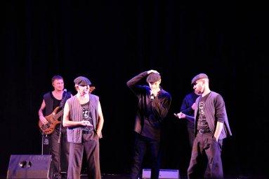 Концерт группы Лесоповал 14