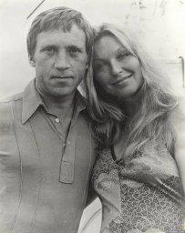 Марина Влади и Владимир Высоцкий