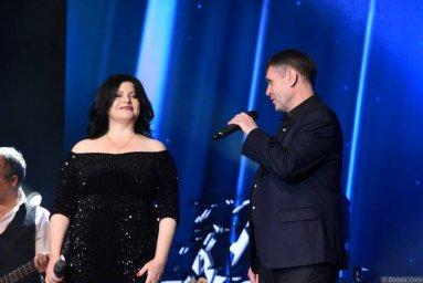 Николай Котрин и Наташа Державная на втором фестивале шансона имени Александра Фрумина