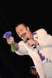 Вилли Токарев на фестивале Хорошая песня с цветами