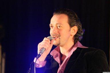 Виталий Волин 13-14 декабря 2008 года на фестивале Хорошая песня 13
