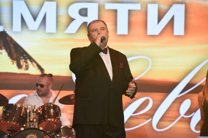 Олег Заикин на 24-м фестивале памяти Аркадия Северного 12