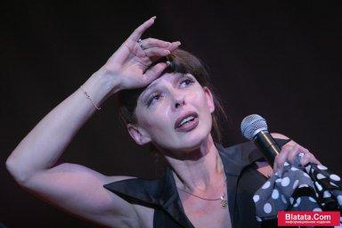 Татьяна Кабанова на сцене фестиваля шансона 11