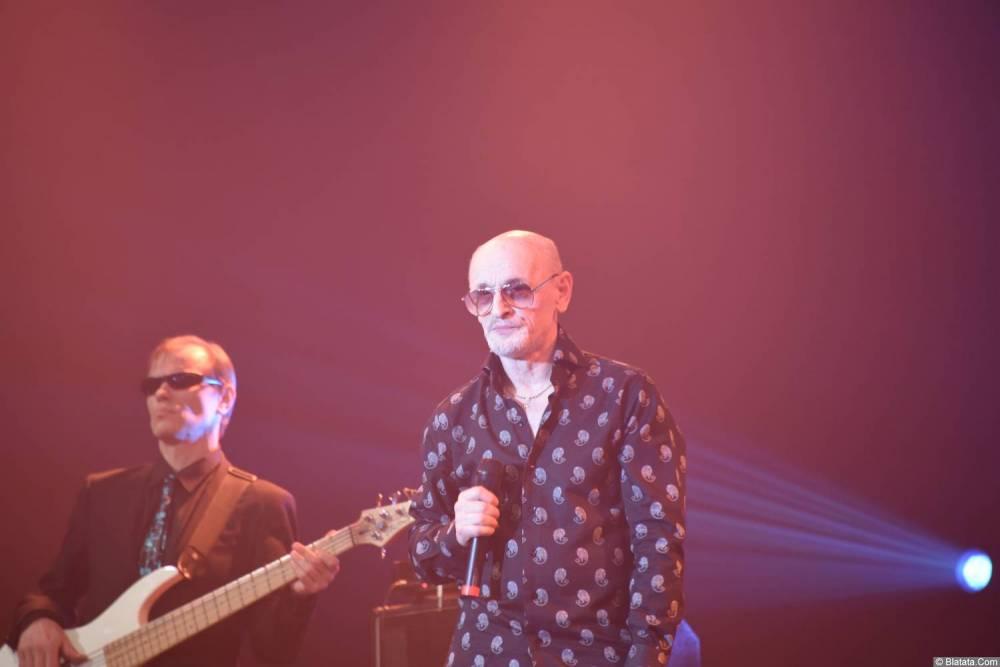 Григорий Заречный на концерте Новое и лучшее 30 ноября 2015 года