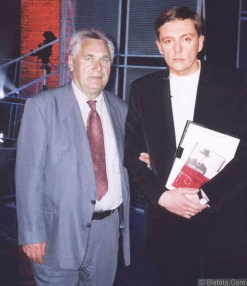 Генрих Сечкин с Алексеем Ниловым