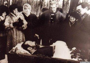 Виталий Крестовский похороны