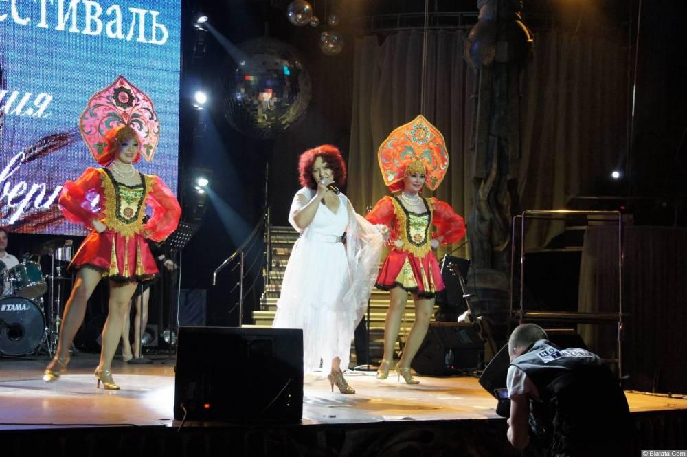 Ирина Каспер фото с XIX фестиваля памяти Аркадия Северного 16
