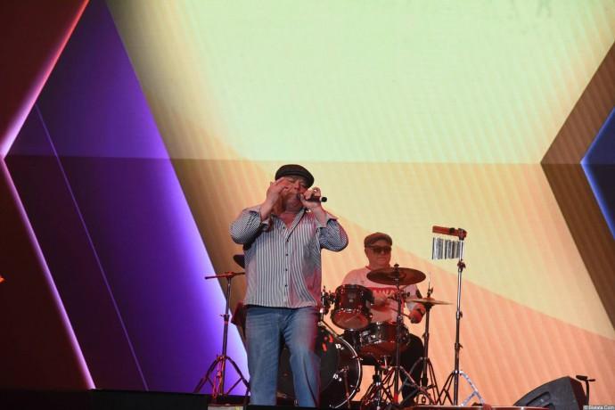 Илья Матраков на 24-м фестивале памяти Аркадия Северного 13