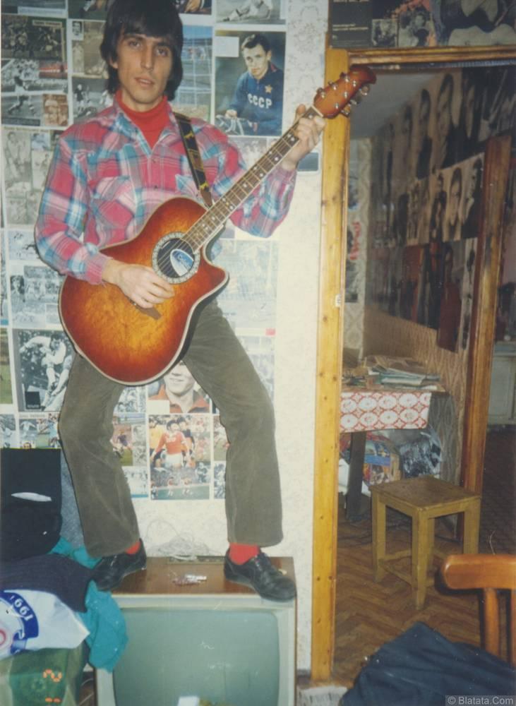 Павел Яцюк у Анатолия Денисова 1996 год 11 января 4
