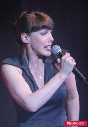 Татьяна Кабанова на сцене фестиваля шансона 8