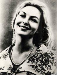 Марина Влади 40 лет назад