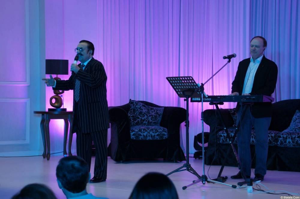 Вилли Токарев на концерте 11 ноября 2013 года в Калининграде