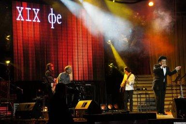 Евгений Любимцев на сцене XIX фестиваля памяти Аркадия Северного 1