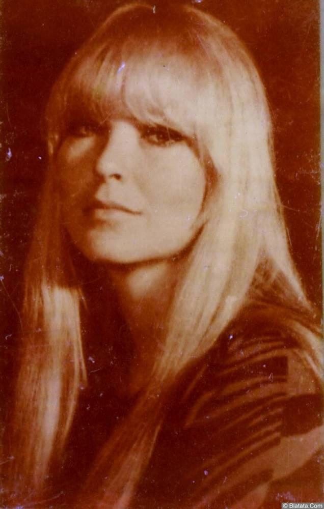Марина Влади старый портрет