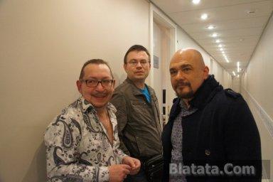 Фото с 20-го фестиваля памяти Аркадия Северного 7. Алексей Дулькевич и Сергей Трофимов