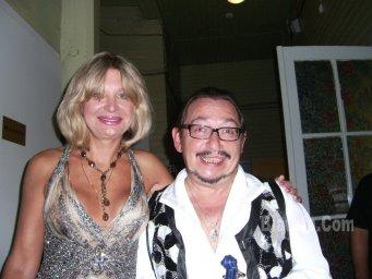 Катя Голицына и Алексей Дулькевич