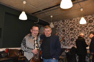 Алексей Дулькевич, Евгений Любимцев на фестивале памяти Аркадия Северного 2019