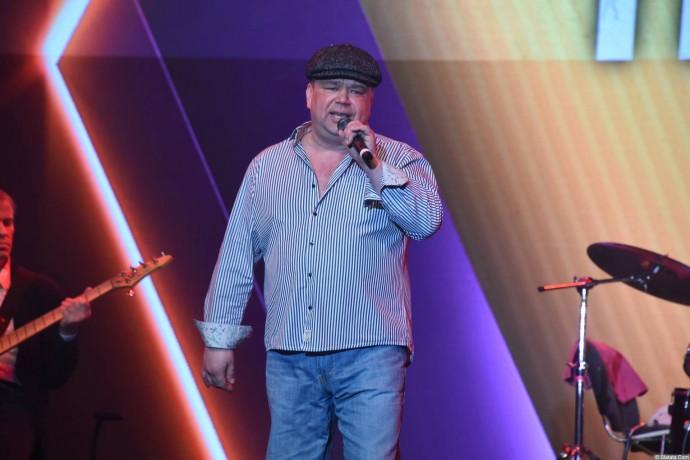 Илья Матраков на 24-м фестивале памяти Аркадия Северного 1