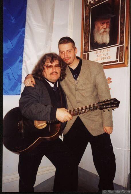 Александр Лобановский и Михаил Иноземцев