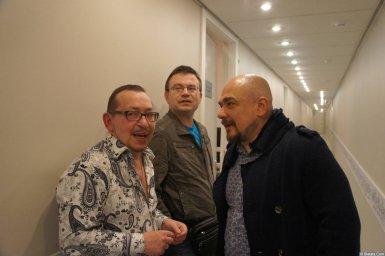 Сергей Трофимов и Алексей Дулькевич на XX-м фестивале памяти Аркадия Северного