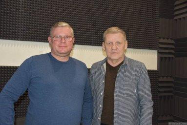 Валерий Волошин, группа Пятилетка и Михаил Дюков