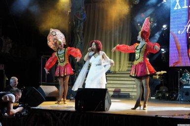 Ирина Каспер фото с XIX фестиваля памяти Аркадия Северного 31