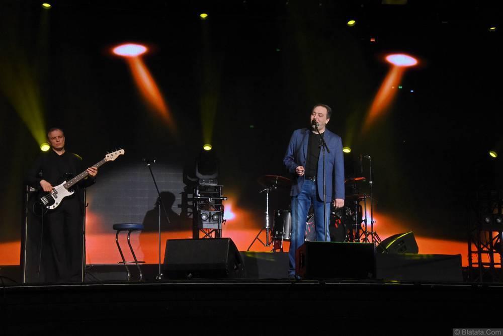 Алексей Иванов на втором фестивале шансона имени Александра Фрумина