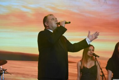 Олег Заикин на 24-м фестивале памяти Аркадия Северного 19
