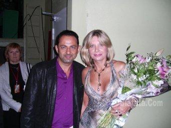 Виктор Ашуров и Катя Голицына