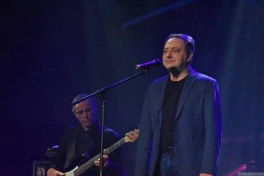 Алексей Иванов на втором фестивале шансона