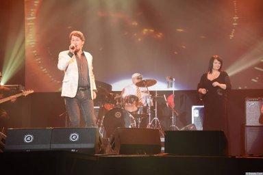 Владимир Черняков на концерте Новое и лучшее 30 ноября 2015 года на сцене