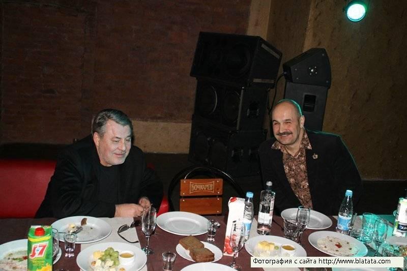 Ростислав Поспелов и Владислав Медяник
