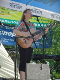 Галина Хомчик - гость Ильменского фестиваля