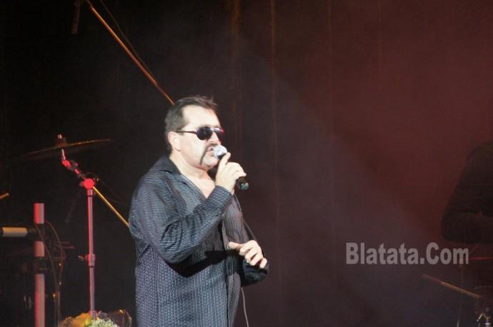"""Концерт группы """"Бутырка"""" в Калининграде. Владимир Ждамиров на сцене 4"""