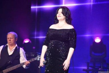 Наташа Державная на сцене