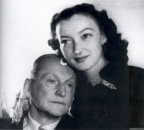 Лидия Циргвава (Вертинская) с мужем