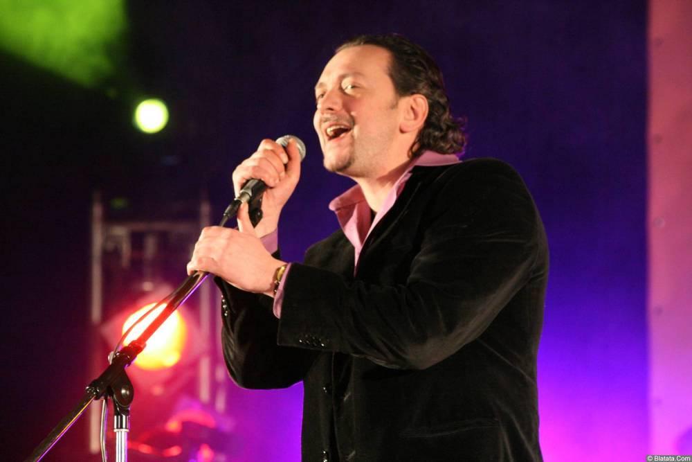 Виталий Волин 13-14 декабря 2008 года на фестивале Хорошая песня 17