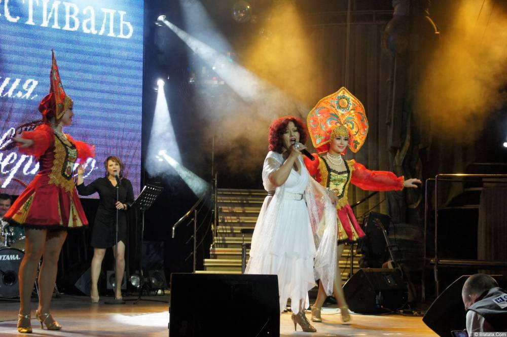 Ирина Каспер фото с XIX фестиваля памяти Аркадия Северного 22