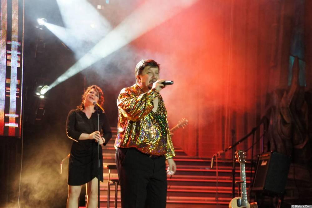 Владимир Стольный на сцене XIX фестиваля памяти Аркадия Северного 6