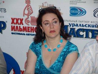 Тамара Гвердцители  на ХХХ-м Ильменском фестивале 4