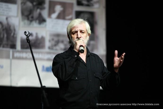 Ефрем Амирамов на сцене