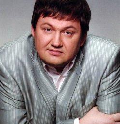 Игорь Слуцкий с обложки