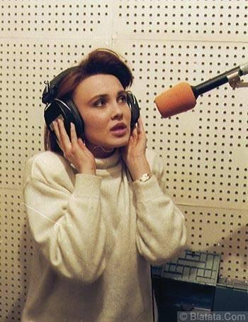 Татьяна Снежина в студии